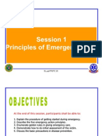 1-Principles of Emergency Care