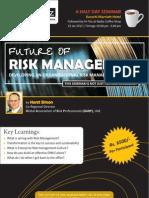 Future of Risk Management - Horst Simon