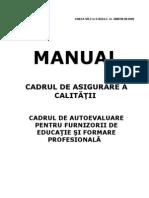 122 Manual Autoevaluare[1]