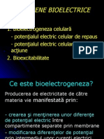 5 - Notiuni de bioelectricitate