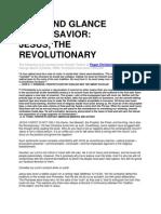 A Second Glance at the Savior by Frank Viola & George Barna