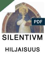 Pietarin hiljaisuus