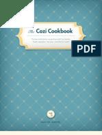 The Cozi Cookbook