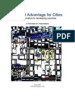 Cultural Advantage for Cities, by V. Christianto, F. Smarandache