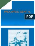 Prolaps genital