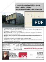 2091 Pottstown Pike New Brochure Version 1 6-14-11 Office Space