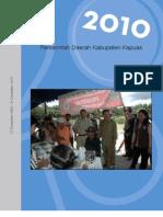 Pemerintah Daerah Kabupaten Kapuas 2010