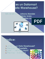 Datamart y Data Warehouse