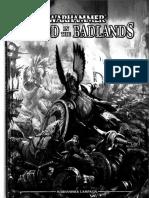 Blood in the Badlands