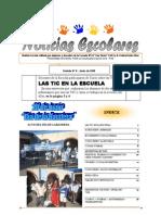 Noticias Escolares Nº8