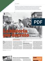 Jorge Moreno Matos (El Reportero de la Historia) - La Historia por decreto