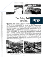 The Bailey Bridge - John a Thierry