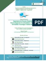 Fase de Investigación_Fatla - Integrando Enseñanza y Tecnología