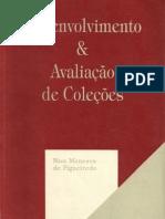 Desenvolvimento e Avaliação de Coleções