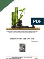 Dialogos Zen 2011