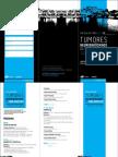Tumores Neuroendocrinos Coimbra 2012 - Folheto