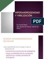 HIPERANDROGENISMO Y VIRILIZACIÓN 2
