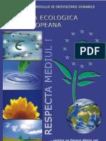 ETICHETA ECOLOGICA EUROPEANA
