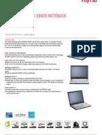 Fujitsu Lifebook E8420