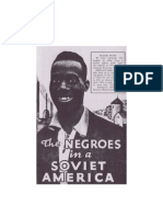 The Negroes in a Soviet America
