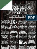 Central Illinois Metal Fest