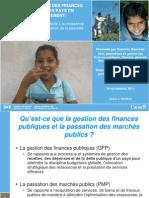 Saine Gestion Des Finan Pub en Pvd