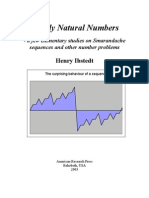 Mainly Natural Numbers, by H.Ibstedt