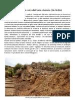 La Cisterna Romana Di Contrada Palma
