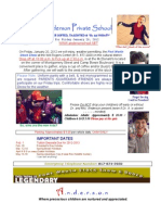 Trip Notice - 1-20-12 - Fort Worth Stock Show (Anderson Private School)