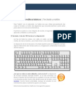 Curso de Informática Básica 2 - Teclado y ratón
