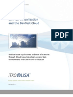 iTKO WP Service Virtualization Dev Test Cloud