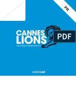 Cannes Lions 2011 Winners for PR