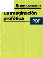 La imaginación profética