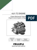 Engine Izusu 4h Shop Manual | Electrical Connector | Throttle