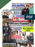 LE BUTEUR PDF du 16/01/2012