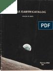 Whole Earth Catalog - Access to Tools (1969)