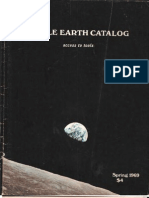 Whole Earth Catalog - Access to Tools (1969)