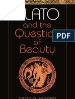 Plato and the Question of Beauty Studies in Continental Thought