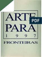 Catálogo Arte Pará 1997