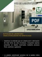 Autoclaves de Laboratorio