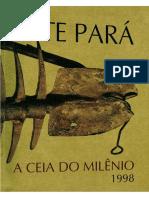 Catálogo Arte Pará 1998