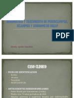 Diagnostico y Tratamiento de Pereeclampsia Eclampsia y