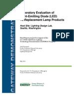 Doe Gateway T8 LED Replacement