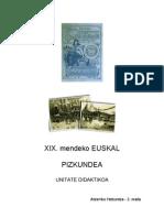 UnitateDidaktikoa- EUSKAL PIZKUNDEA