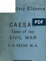 Caesar, Tales of the Civil War