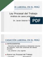 e Casacion Laboral en El Peru