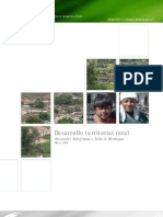 Desarrollo Territorrial Rural. Rimisp