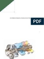 2.3.2 Detalles de Construccion DeTurbina de Gas. Mayk
