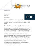 Sample demand letter leg writing demand letter spiritdancerdesigns Choice Image