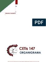 Organigrama CETis 147